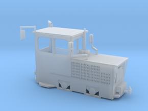 WHHR Hunslet diesel locomotive NO.9346 Emma in Smooth Fine Detail Plastic