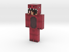 xAidanMC | Minecraft toy in Natural Full Color Sandstone