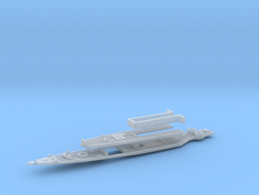 1/700 Minesweeper HMS Bramble Deck in Smooth Fine Detail Plastic