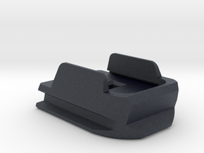 IDPA Extended X Frame Base Pad for SIG P320  in Black PA12
