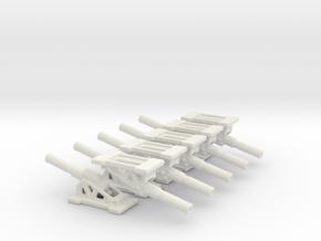 Obice 305 17 modello 16 ww1  1/285 x 10  in White Natural Versatile Plastic