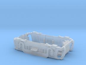GE U36B truck sideframe AAR-B in Smoothest Fine Detail Plastic