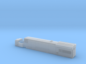 GE U36B shell in Smoothest Fine Detail Plastic