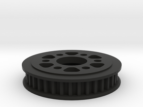 Gizmo Genesis Awesomatix Spool Pulley in Black Natural Versatile Plastic
