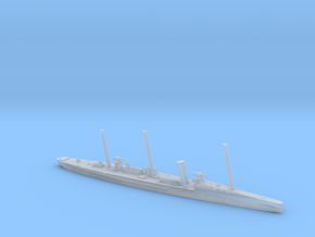SMS Sperber 1/700 in Smooth Fine Detail Plastic