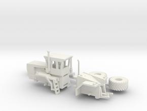 1:160/N-Scale Steiger Panther Versatile Plastic in White Natural Versatile Plastic