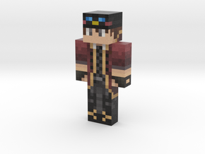 BadwolfGaming_ | Minecraft toy in Natural Full Color Sandstone