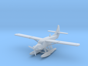 de Havilland Canada DHC-3-T Turbo-Otter Seaplane in Smooth Fine Detail Plastic