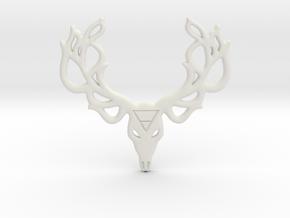 Mythological Elements - Leshy (Earth) in White Natural Versatile Plastic