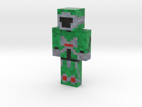 coecoebutter   Minecraft toy in Natural Full Color Sandstone