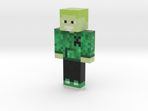 Kirisutoky   Minecraft toy in Natural Full Color Sandstone