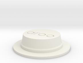 Aroo AAAR alignment tool in White Natural Versatile Plastic