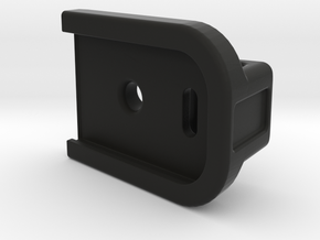 G series magazine base for KSC in Black Natural Versatile Plastic