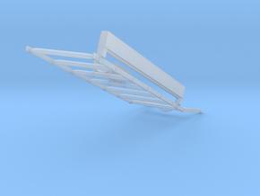 Ladder in Smooth Fine Detail Plastic