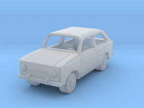 Seat 850 in Smooth Fine Detail Plastic