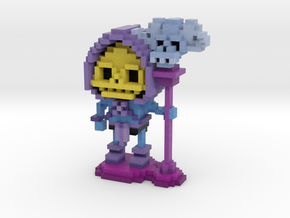 Skeletor 2018 in Natural Full Color Sandstone