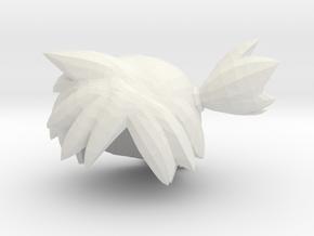 Custom Misty Inspired Lego in White Natural Versatile Plastic