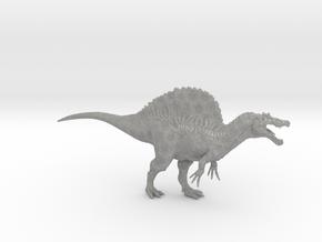 Spinosaurus 1/72 DeCoster in Aluminum