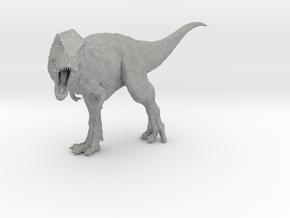 Tyrannosaurus Rex 1/72 DeCoster in Aluminum