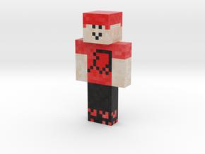 GamerGuyboi | Minecraft toy in Natural Full Color Sandstone