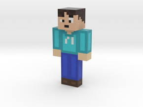 Quniosan | Minecraft toy in Natural Full Color Sandstone