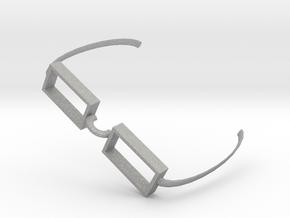 Glasses in Aluminum