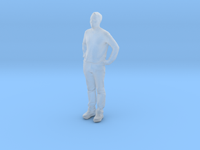 Printle C Homme 2238 - 1/87 - wob in Smooth Fine Detail Plastic