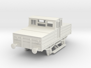 b-100-nsr-battery-loco in White Natural Versatile Plastic
