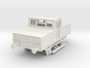 b-87-nsr-battery-loco in White Natural Versatile Plastic