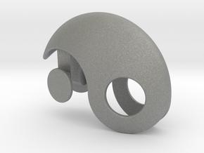 Yin Yang Gift box in Gray Professional Plastic