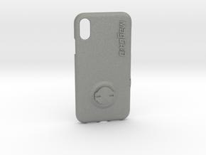 iPhone XR Garmin Mount Case in Gray PA12