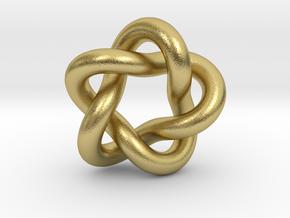 B&G Prime 5.1 in Natural Brass