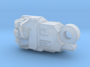 Tau Onager Gauntlet right, several variants in Smooth Fine Detail Plastic: d3