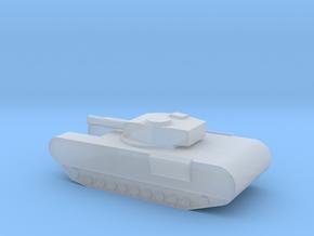 Churchill MKVII in Smooth Fine Detail Plastic