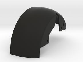 DELTA Chassis Samurai Left Front Inner Fender in Black Natural Versatile Plastic