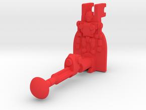 Biomaster Biotron Targetmaster in Red Processed Versatile Plastic