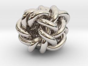 B&G Knot 019 in Platinum