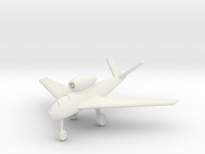 (1:200) Heinkel P 1073.11 in White Natural Versatile Plastic