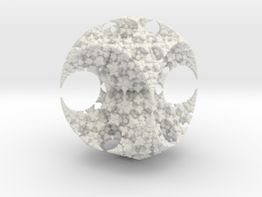 Kleinian One in White Natural Versatile Plastic
