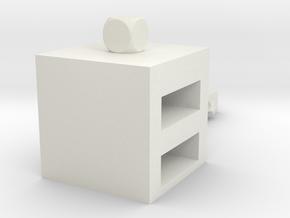 cabinet in White Natural Versatile Plastic