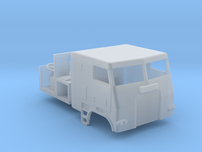 1/64 Freightliner Cabover  in Smooth Fine Detail Plastic