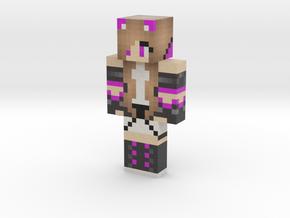 2018_12_10_cat-girl-v2-0-12647733 | Minecraft toy in Natural Full Color Sandstone