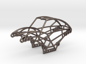 Sumo Spider Metal Chassis in Polished Bronzed-Silver Steel