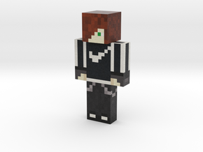 Tsuakashi | Minecraft toy in Natural Full Color Sandstone