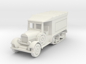 Wz 34 work  1:56 in White Natural Versatile Plastic