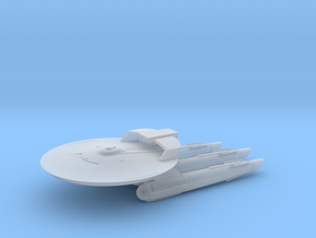 USS Armstrong (Discovery) - Attack Wing / 5cm - 2i in Smooth Fine Detail Plastic