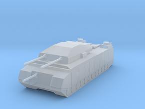 Landkreuzer p1000 in Smooth Fine Detail Plastic