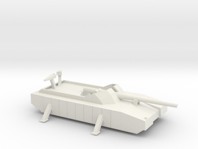Landkreuzer P1500 monster in White Natural Versatile Plastic