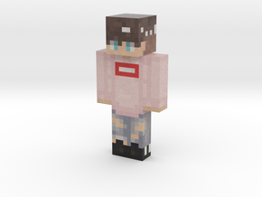 Kowzly | Minecraft toy in Natural Full Color Sandstone