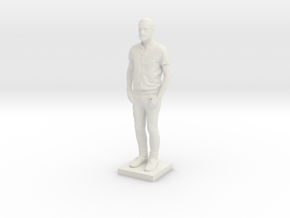 Printle C Homme 2177 - 1/24 in White Natural Versatile Plastic